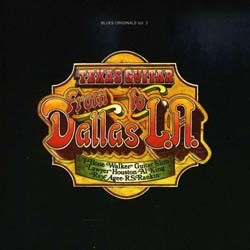 T-Bone Walker - Texas Guitar: From Dallas To L.A. CD - FRM 1121
