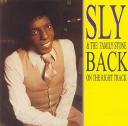 Sly & The Family Stone - Back On The Right Track CD - FRM 1153