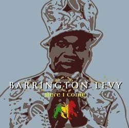 Barrington Levy - Here I Come CD - 06024 9813745