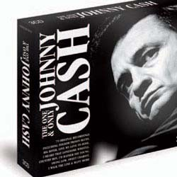 Johnny Cash - The One & Only Johnny Cash CD - GO3CD7019