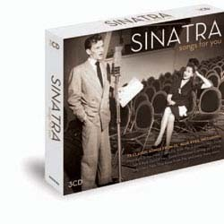 Frank Sinatra - Songs For You CD - GO3CD7054