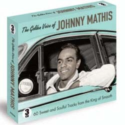 Johnny Mathis - The Golden Voice Of Johnny Mathis CD - GO3CD7083
