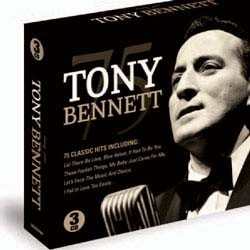 Tony Bennett - 75 Classic Hits CD - GO3CD7084