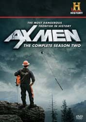 Ax Men - Season 2 DVD - GOHC5143