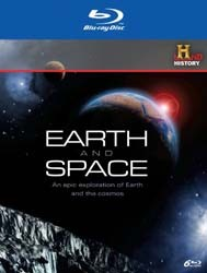 Earth And Space Blu-Ray - GOHCBD5674