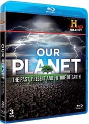 Our Planet: The Past, Present And Future Of Earth Blu-Ray - GOHCBD6024