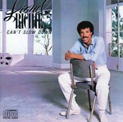 Lionel Richie - Can't Slow Down CD - GSCD 395