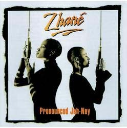 Zhane - Pronounced Jah-Nay CD - GSCD 410