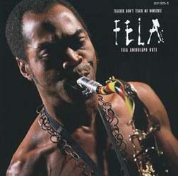 Fela Kuti - Teacher Don't Teach Me Nonsense CD - GSCD 415