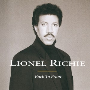 Lionel Richie - Back To Front CD - GSCD 445