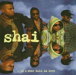 Shai - If I Ever Fall In Love CD - GSCD 493