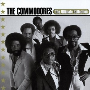 Commodores - The Ultimate Collection CD - GSCD 608