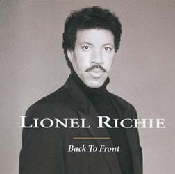 Lionel Richie - Back To Front ( Revised Version) CD - GSCD 668