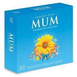 Greatest Ever Mum CD - GTSTCD025