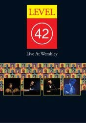 Level 42 - Live At Wembley DVD - 06024 9827101