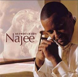 Najee - My Point Of View CD - HUCD 3104