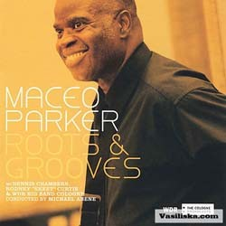 Maceo Parker - Roots & Grooves CD - HUCD 3134