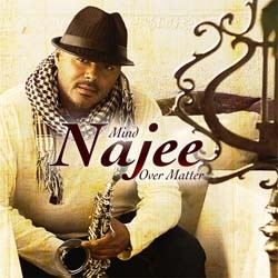 Najee - Mind Over Matter CD - HUCD 3156