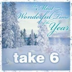 Take 6 - The Most Wonderful Time Of The Year CD - HUCD 3158