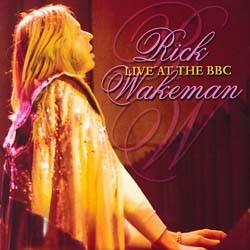 Rick Wakeman - Live At The Bbc CD - HUX 085
