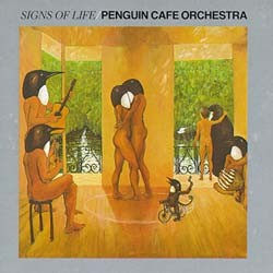 The Penguin Cafe Orchestra - Signs Of Life CD - I-2127362