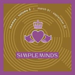Simple Minds - Themes - Volume 5 (5Cd) CD - 50999 2164912