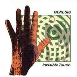 Genesis - Invisible Touch CD - 50999 2349832
