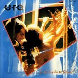 Ufo - The Wild, The Willing And The CD - 50999 2433722