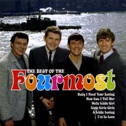 The Fourmost - The Best Of The Fourmost CD - I-331 3182