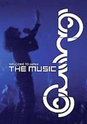 The Music - Welcome To Japan (Dvd) DVD - I-3310019