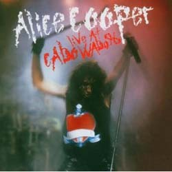 Alice Cooper - Live At Cabo Wabo 96 CD - I-334 9932