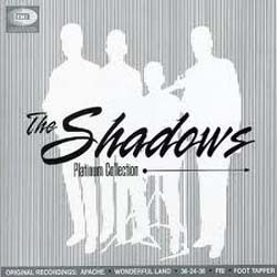 The Shadows - The Platinum Collection CD - I-3349382