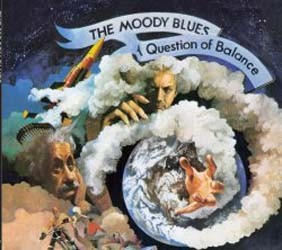 The Moody Blues - A Question Of Balance (Sacd) CD - 06024 9837706