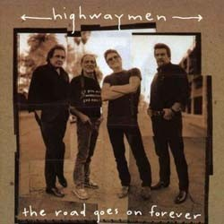 The Highwaymen - The Road Goes On Forever CD - I-3404712