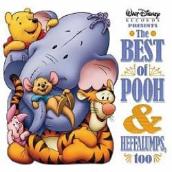 Soundtrack - The Best Pooh And Heffalumps 2 CD - I-3510362