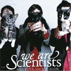 We Are Scientists - With Love And Squalor CD - I-3512182