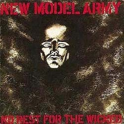 New Model Army - No Rest For The Wicked CD - I-353 5072