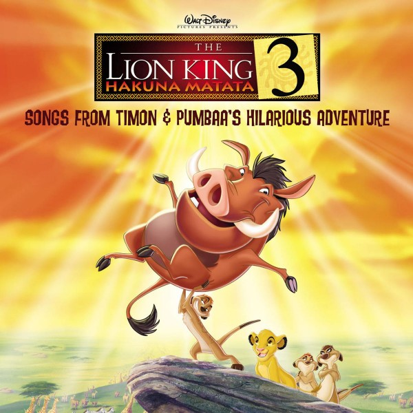 The Lion King 3 (Soundtrack from the Motion Picture) CD - I-3562732