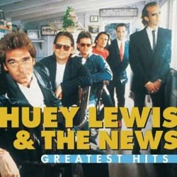 Huey Lewis And The News - Greatest Hits CD - 00946 3629962