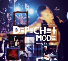 Depeche Mode - Touring The Angel Live In Milan CD - I-3714259
