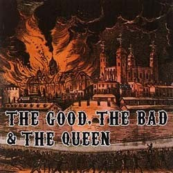 The Good The Bad And The Queen - The Good The Bad And The Quee Lp VINYL - I-3730671