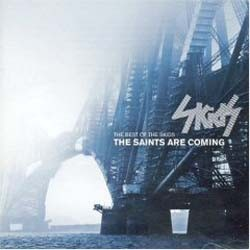 The Skids - The Saints Are Coming - The Be CD - I-3795892