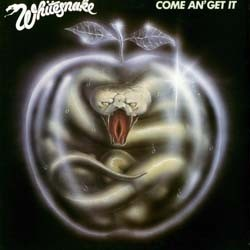 Whitesnake - Come An' Get It CD - 00946 3819582
