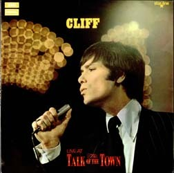 Cliff Richard - Live At The Talk Of The Town CD - 00946 3819692