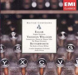 Andre Previn - Enigma Variations:Vaughan Will CD - I-3821572