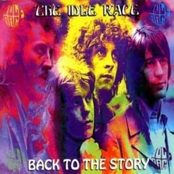 The Idle Race - Back To The Story CD - I-3853042
