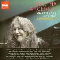 Martha Argerich - Live From Lugano (3Cd) CD - I-3892412