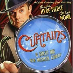 The Original Braodway Cast Of Curtains - Curtains Original Braodway Cas CD - I-3922122