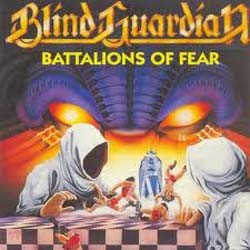 Blind Guardian - Batalions Of Fear-(Remastered) CD - I-3965122