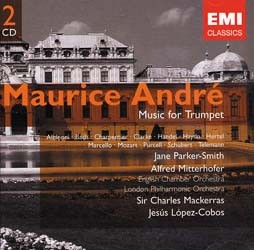 Maurice Andre - Music For Trumpet CD - 07243 4769542
